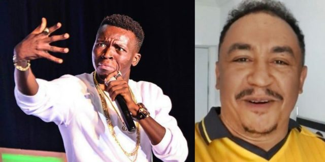 Akpororo Blasts Daddy freeze at The Experience 13