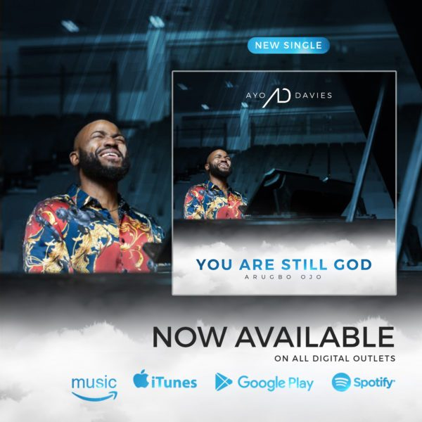 Ayo Davies – You Are Still God Mp3 Download