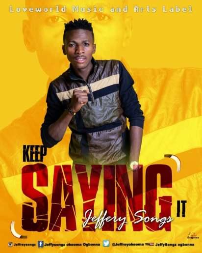 Jeffery Songz - Keep Saying It Mp3 Download