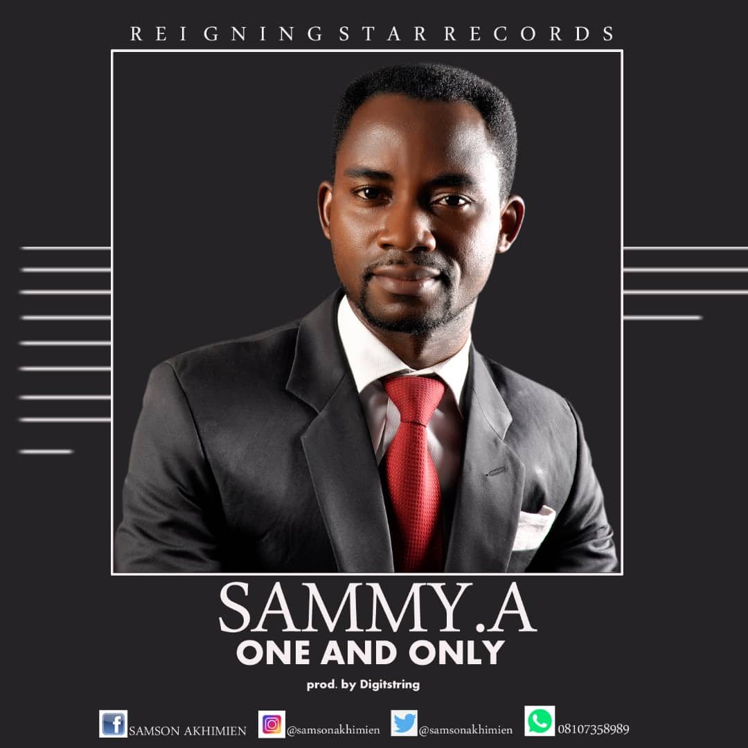 Sammy A – One And Only Free Mp3 Download