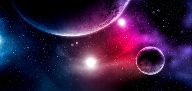 ترتيب الكواكب حسب بعدها عن الشمس - سطور