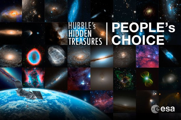 Hidden Treasures competition public vote announced | ESA ...