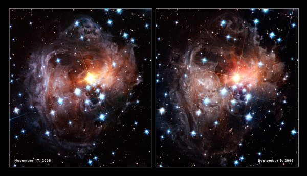 Latest views of the V838 Monocerotis light echo from ...