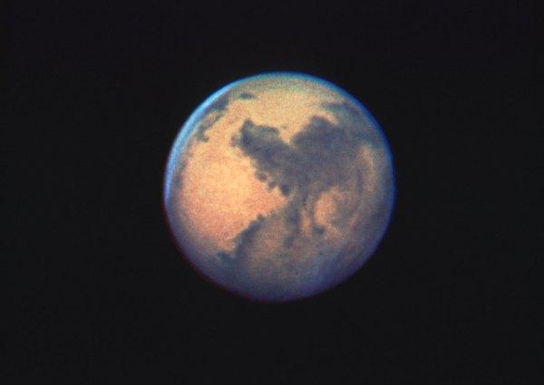 Mars ESAHubble