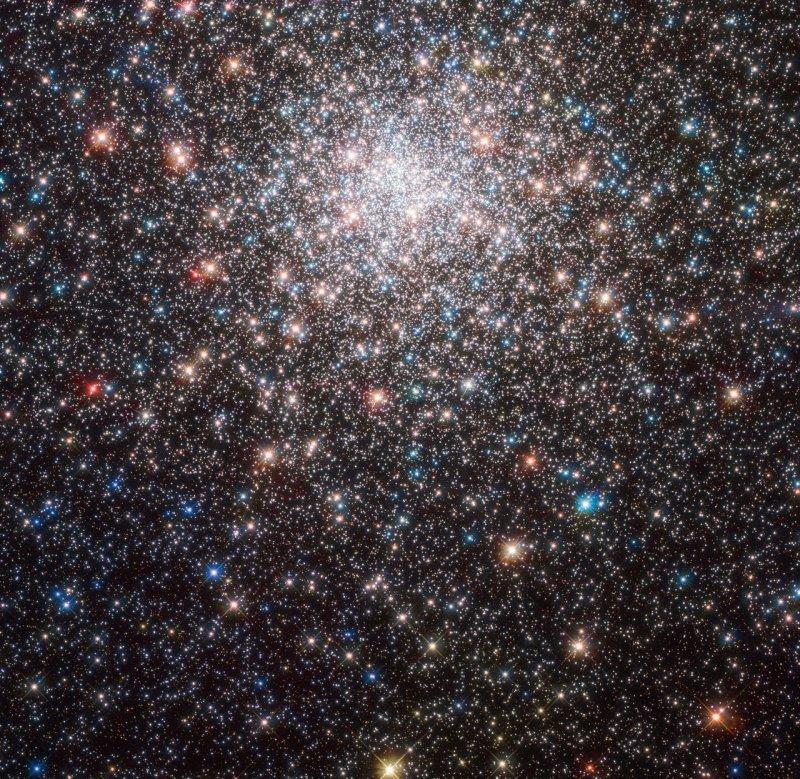 Nebulous, but no nebula