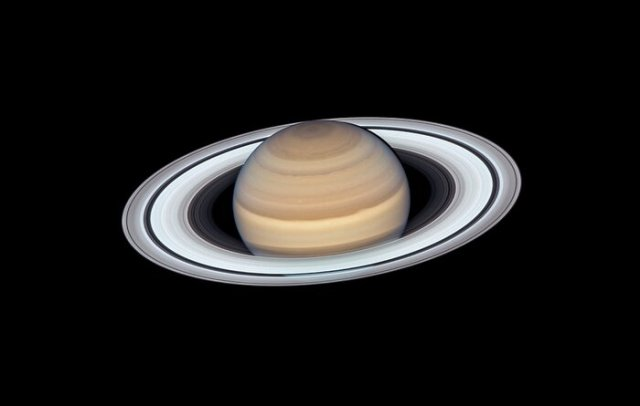 Latest Saturn Portrait