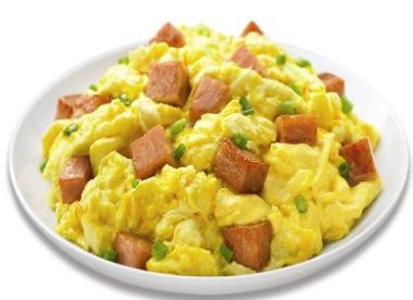 SPAM® and Scrambled Eggs