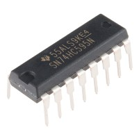 SN74HC595 SHIFT REGISTER 8 BIT