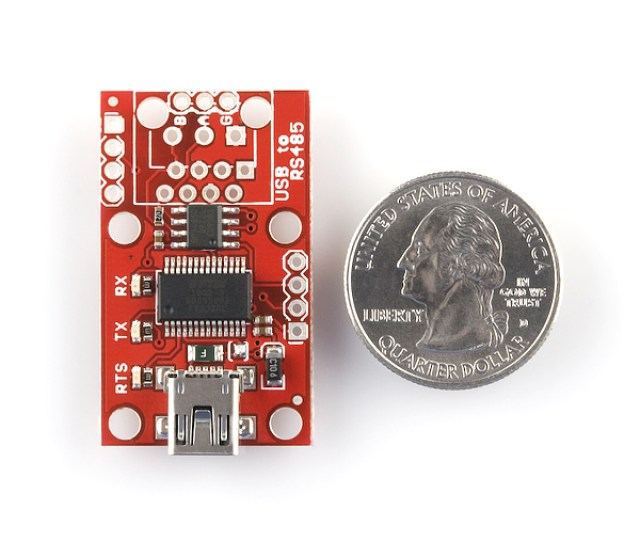 Sparkfun Usb To Rs 485 Converter