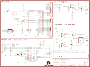 How to Read a Schematic  learnsparkfun