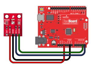 TSL2561 Luminosity Sensor Hookup Guide  learnsparkfun
