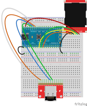mbed Starter Kit Experiment Guide  learnsparkfun
