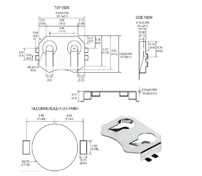 Coin Cell Battery 20mm Cr2025 (7) - myasthenia-gbspk org