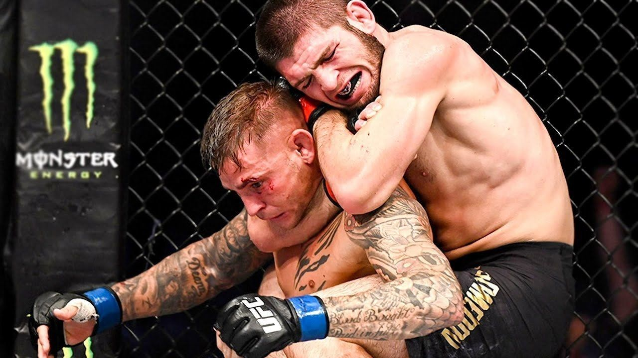 """Khabib Nurmagomedov: """"McGregor, Poirier and Gaethje were at their peak when I fought with them"""""""