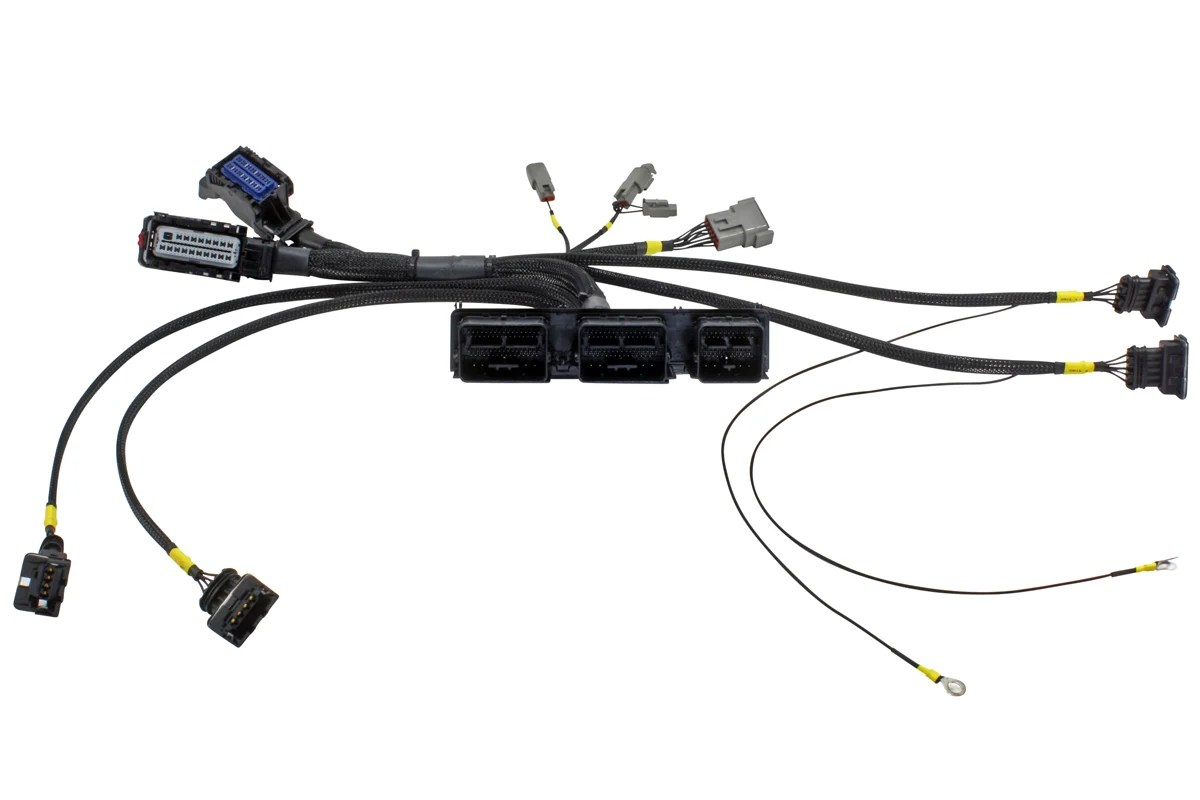 Aem Debuts Infinity Ecu Plug Amp Play Adapter Harness For
