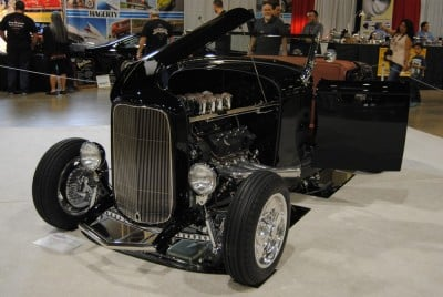Dean Scott's 1932 Ford Highboy Roadster