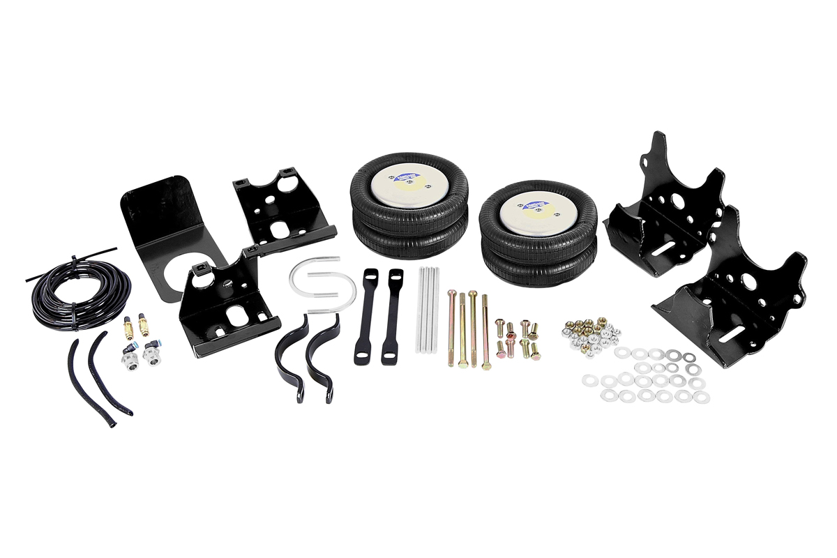 Hellwig Releases Big Wig Air Springs For Nissan Titan Xd