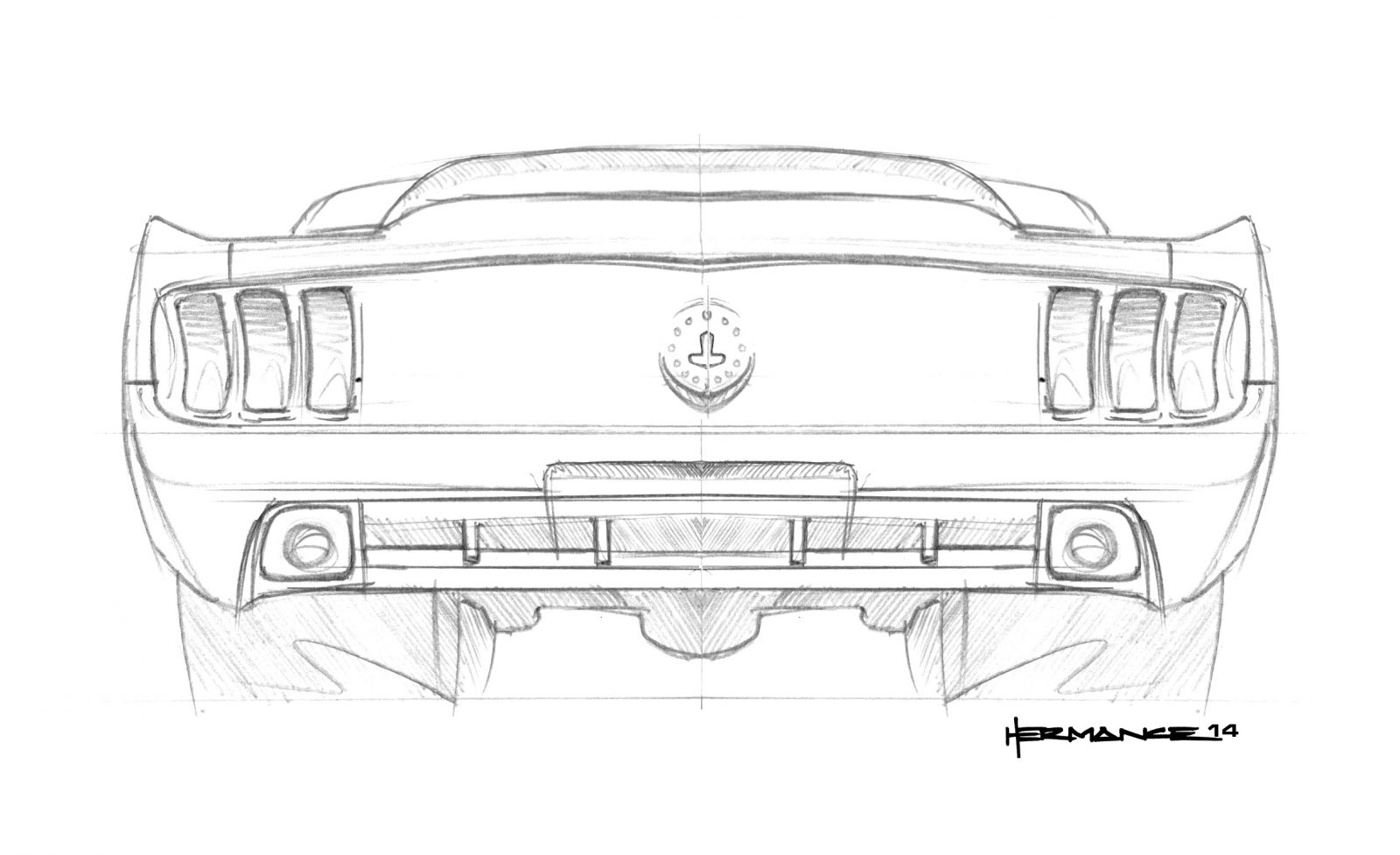 Centerforce To Debut Cr Supercars 68 Villain Mustang