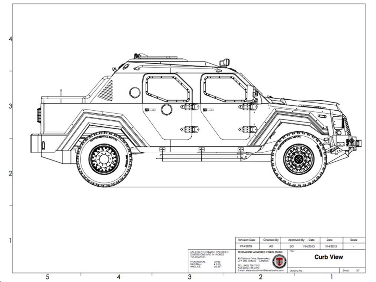 Video Tactical Vehicles Now Available Direct To The Public