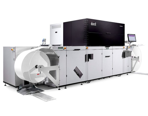 Durst completes Tau 510 RSCi beta testing at All4Labels