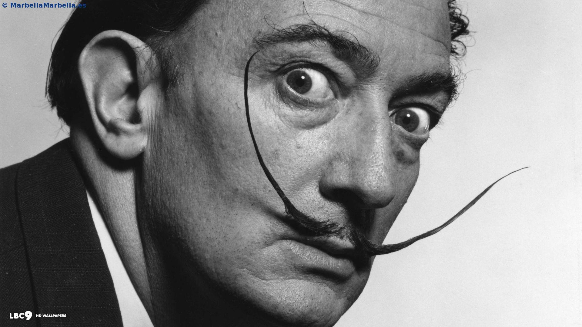 Salvador Dali S Exhumation Revealed His Mustache Is Still