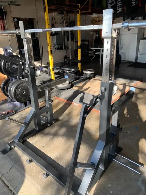 combo squat rack bench press 3 1