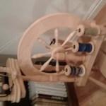 Ashford Traveller Spinning Wheel
