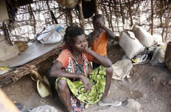 Desperate Baringo children suffer acute malnutrition