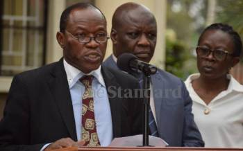 Majority of MCAs back motion to impeach deputy governor in 'clean-up exercise'