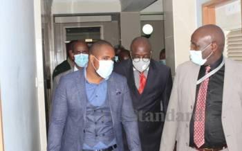 Trader denies shooting 2 officers and waitress at Nairobi night club