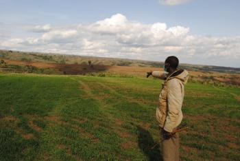 Double leasing of wheat farms security threat