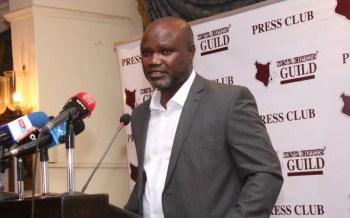 Stop silencing Kenyans, media players warn