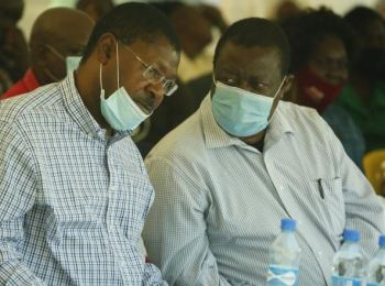 Mudavadi tightens his grip on vote-rich Western