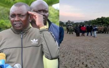 Night drama as MP Sudi escapes police arrest