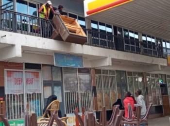 Panic in Nakuru as Kenya Railways set to demolish 300 businesses on rail land