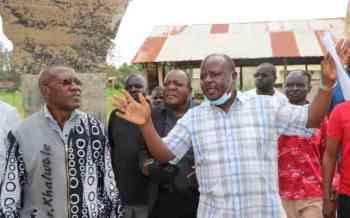Western leaders clash over BBI