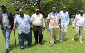 Homa Bay gubernatorial aspirants told to end clan politics