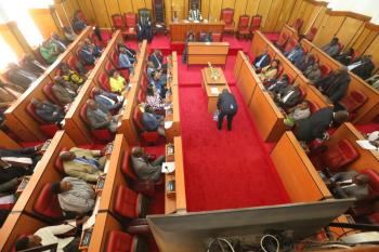 Kisii County queries integrity of petition, reads mischief