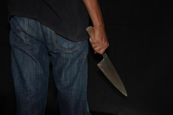 Man surrenders to police moments after slaying wife's secret lover