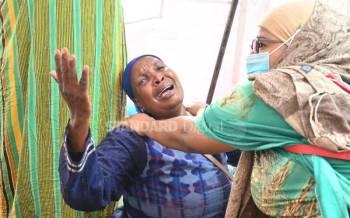 Nubian community cries foul over Kibos demolitions [Photos]