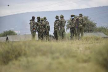 Maasai have beef with KDF over meat firm land