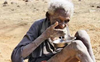 600,000 in dire need of food