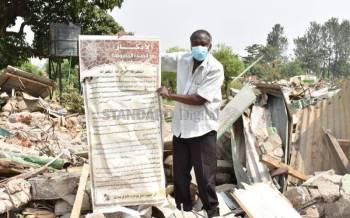 Elders condemn demolition of historical mosque