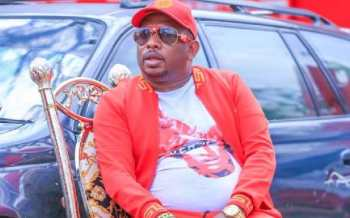Flamboyant Sonko turns into a whining, wailing soul