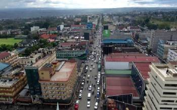 Nakuru residents in rush for title deeds after elevation to city