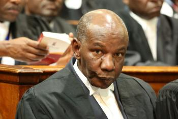13 seek Chief Justice's position