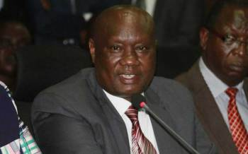 Governor Sospeter Ojaamong cites plot to fix him