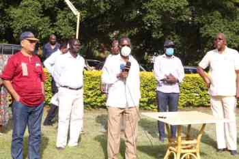 Nyong'o, leaders clash over projects