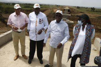 Uhuru sends out CSs to supervise legacy projects