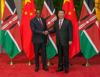Where is China when Kenya needs it most?
